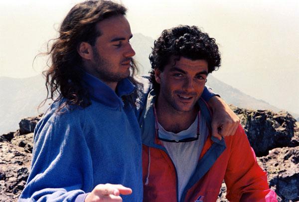 Sommet montagne Corse