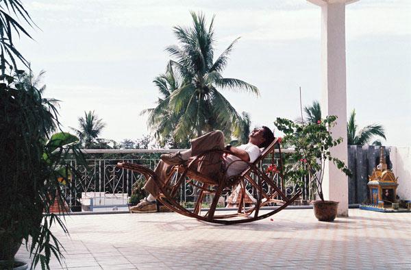 Terrasse de rêve Phnom Penh