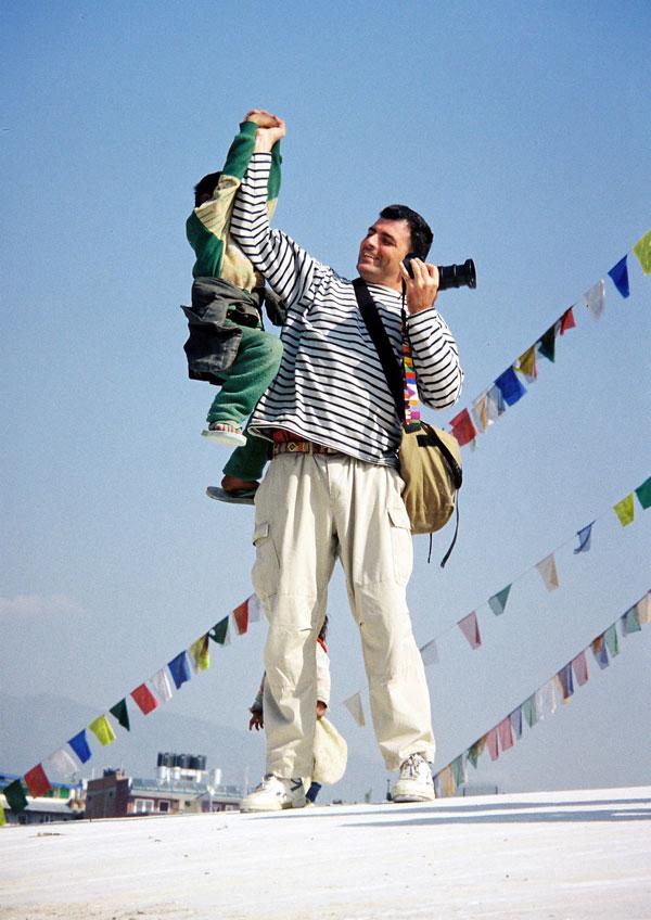 Photos de voyage à Katmandu