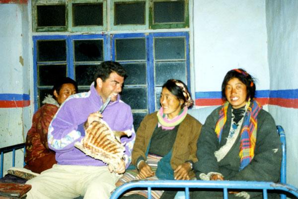 Gastronomie locale tibétaine