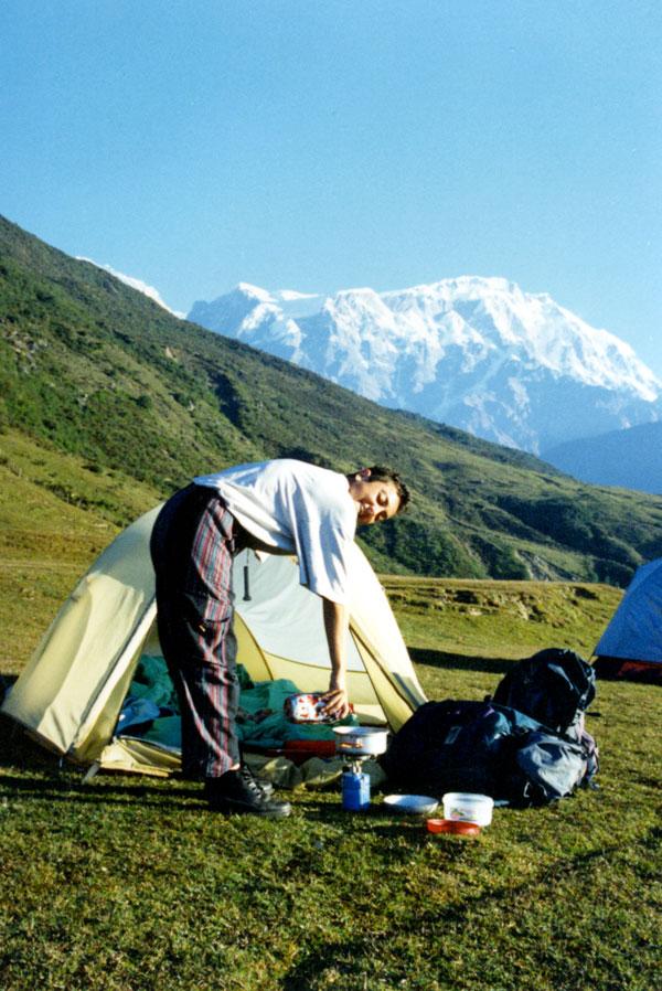 Trek et paysage de rêve au Népal