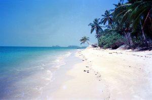 Ile paradisiaque Thaïlande