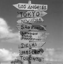Grandes villes du monde