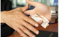 L'argent et la corruption