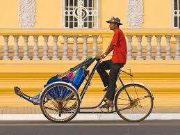 Un moyen de transport original