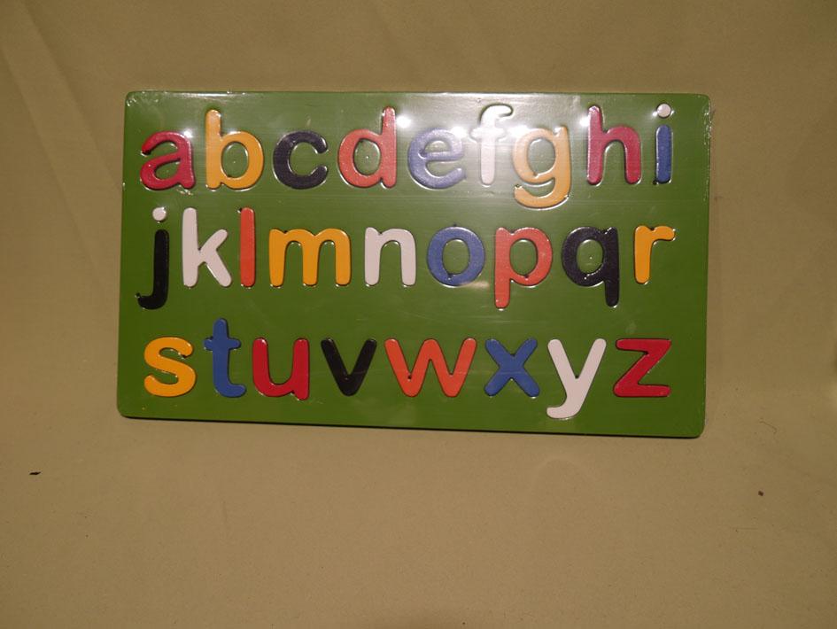puzzle alphabet pour enfant