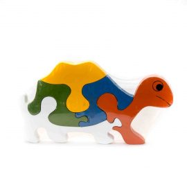 petite tortue à assembler jouet pour enfant