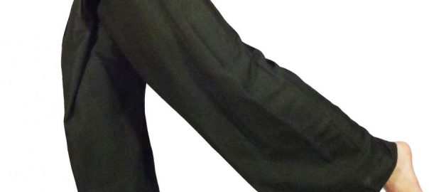 bien porter un pantalon thaï