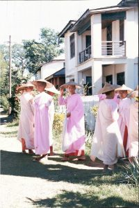 Destinations : Birmanie