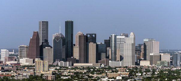 Photo d'Houston pendant un voyage
