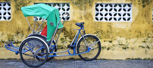 Cyclopousse Vietnam