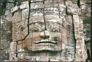 statue cité Angkor
