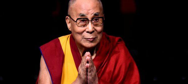 Le Dalaï Lama couverture